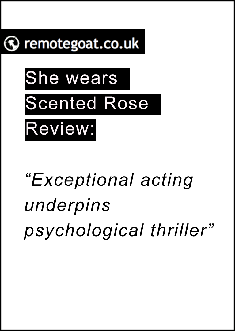 SHE WEARS SCENTED ROSE - The Remotegoat Review